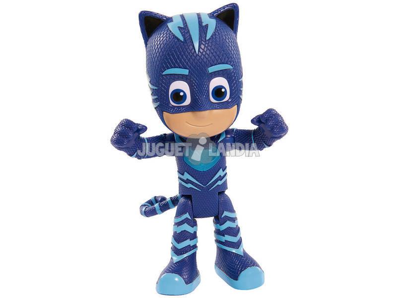 PJ Masks Super Figuras con Voz Bandai 24585