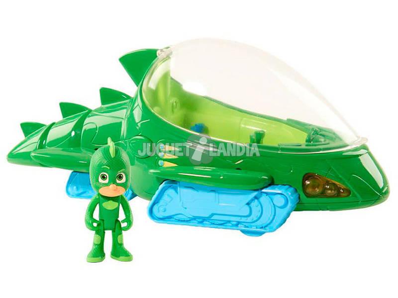 Vehiculos Deluxe Surtido PJ Mask Bandai 24620