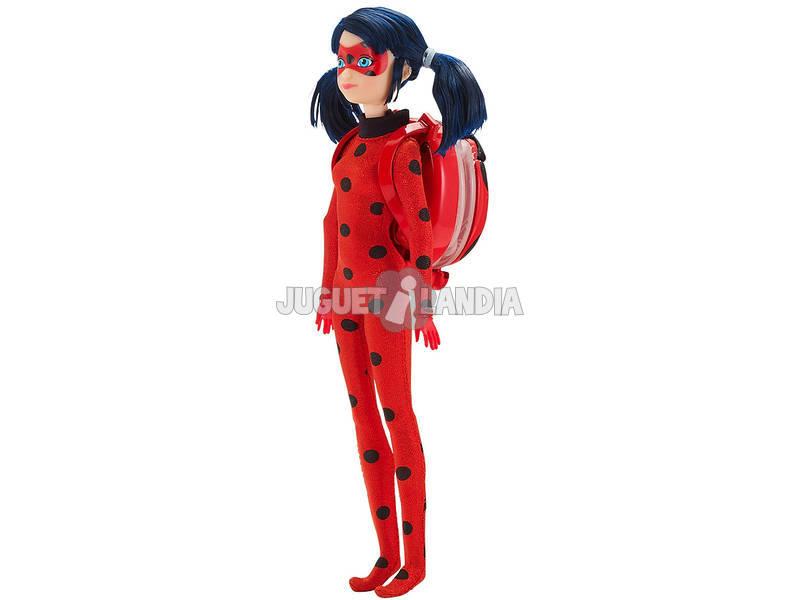 Muñeca Deluxe Ladybug 27cm Bandai 39970