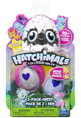 Hatchimals Colleggties 2 Figures Bizak 21914