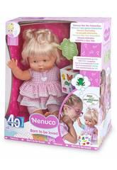 Nenuco Veo Veo Muñeco Interactivo 30cm Famosa 700013880