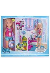 Nancy Une Journée dans sa Chambre Magique Famosa 700013642