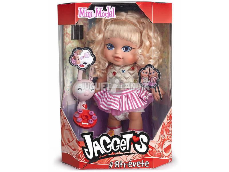 Boneca Jaggets Mini Model Trançador Famosa 700013783