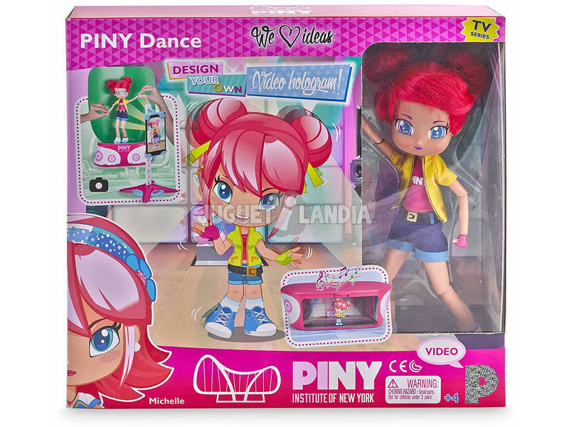 Piny Dance Famosa 700013449