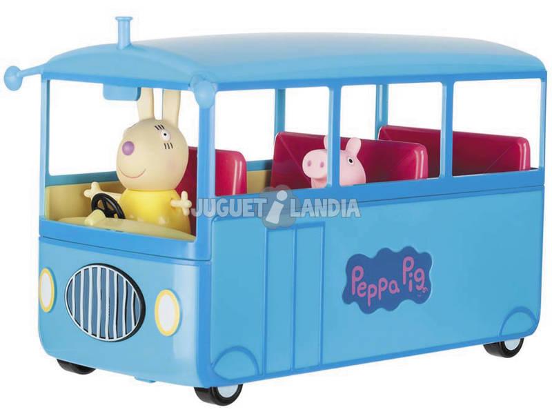 Peppa Pig Autocarro Bandai 92637