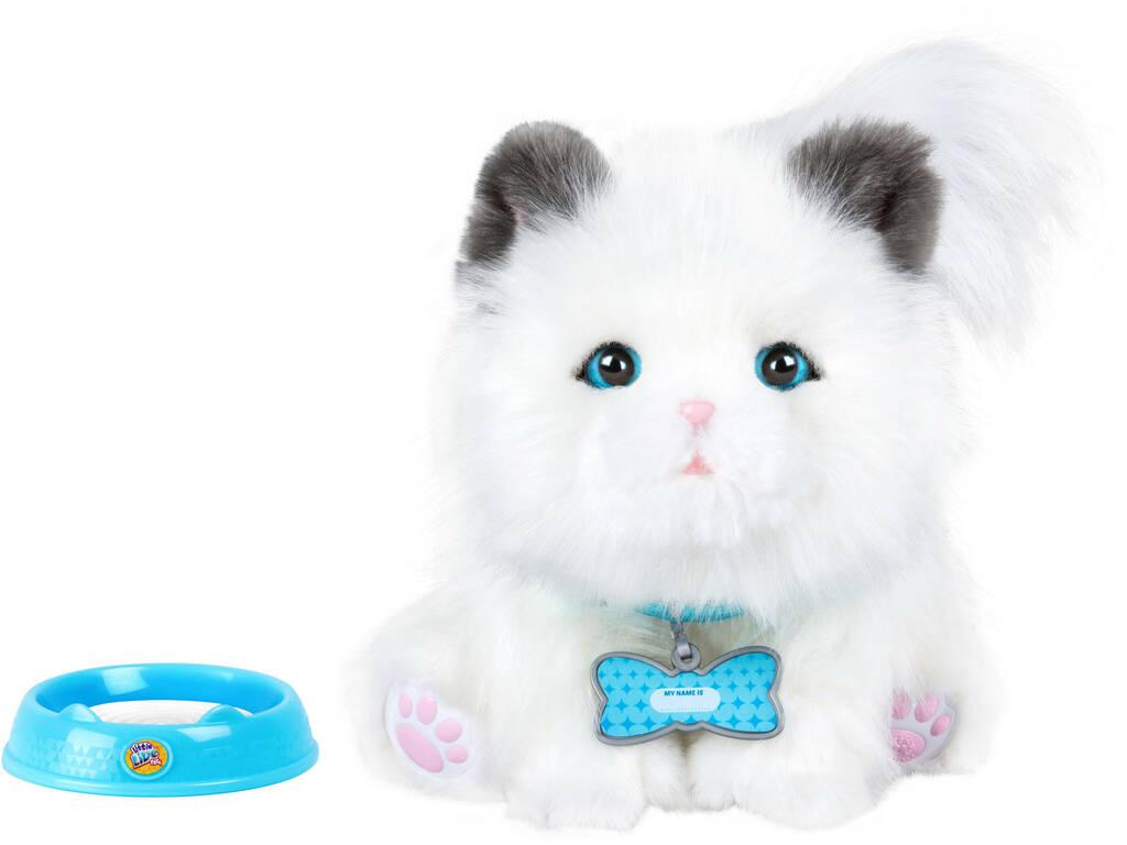 Little Live Pets Sleepy Kitty Com Acessórios 24x15x22cm Famosa 700013975