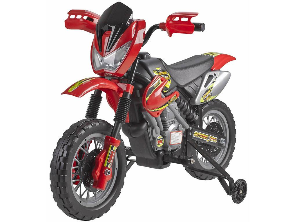 Moto Cruz 400F 6V. Feber Famosa 800011250