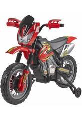 Motorbike Cross 400F 6V. Feber Famosa 800011250