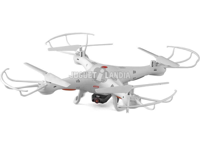 Radio Control Nincoair Dron Visor Wifi doble Bateria. Ninco NH90126