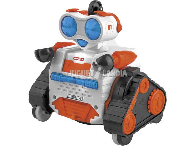 Robô Ballbot 1 Rádio Controle Ninco NT10041