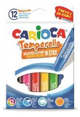 imagen Temperas Temperello 12 Unidades Carioca 42738