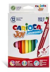 imagen Rotuladores Joy 12 Unidades Carioca 40614