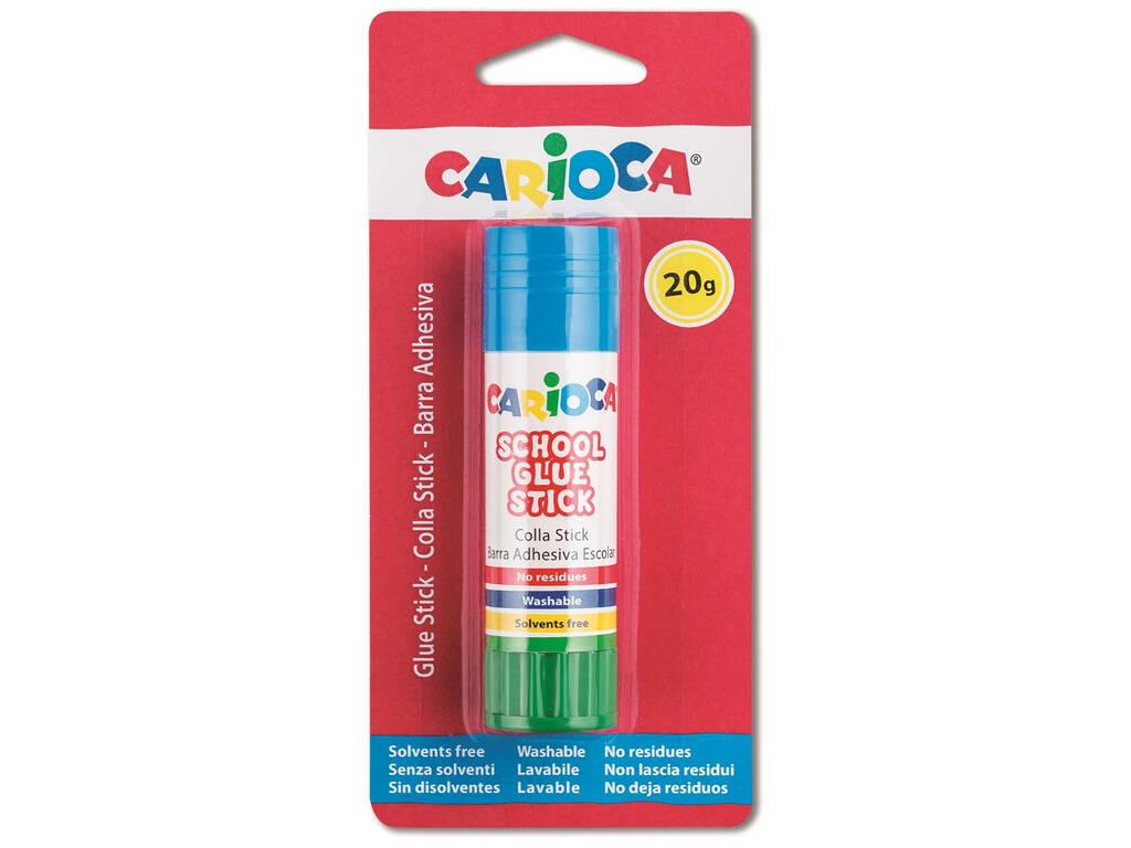 Barra Adhesiva Cola 20 Gr. Carioca 42071