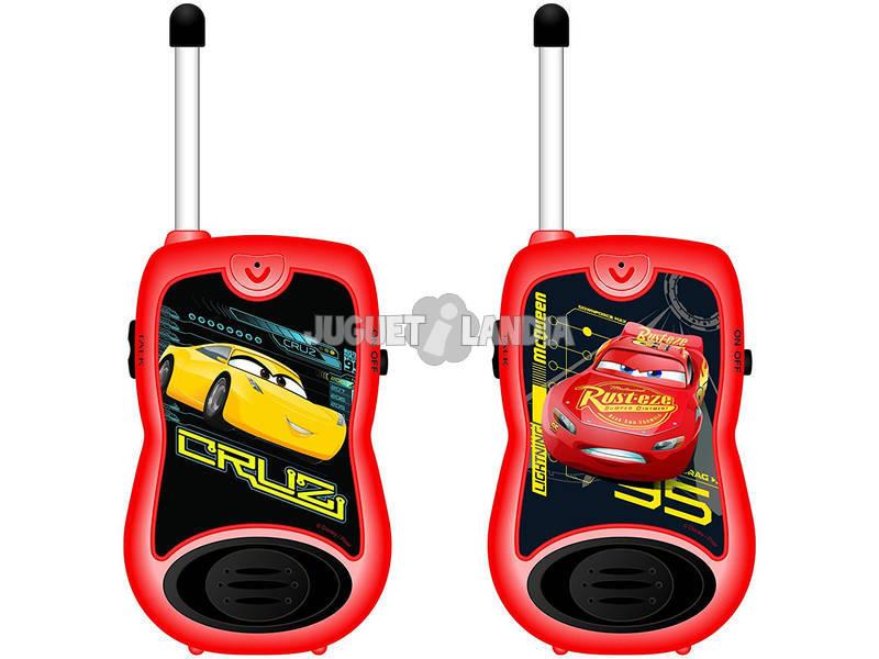 Cars 3 Walkie Talkie 100 m. Lexibook TW12DC