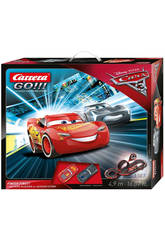 Go Disney Pixar CARS 3 Finish First Carrera 62418