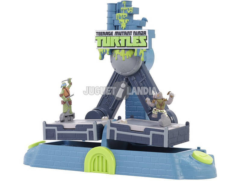 Tartarugas Ninja Battle Sewer TMNT40001