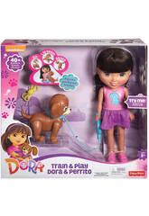 Fisher Price Dora ed il suo Cagnolino Mattel CGT65-2