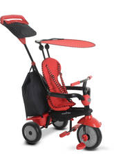 Triciclo GLOW 4 in 1 Rosso SmarTrike