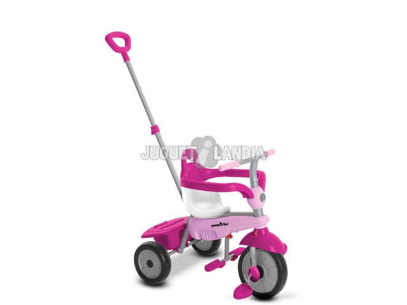 Triciclo BREEZE 3 em 1 ROSA SmarTrike