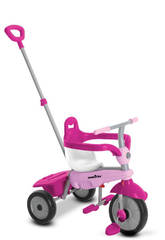 Tricycle BREEZE 3 en 1 Rose SmarTrike