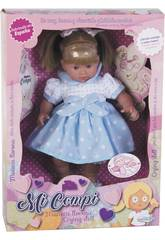 Puppe Weinend 35 cm. Cucocito 3313