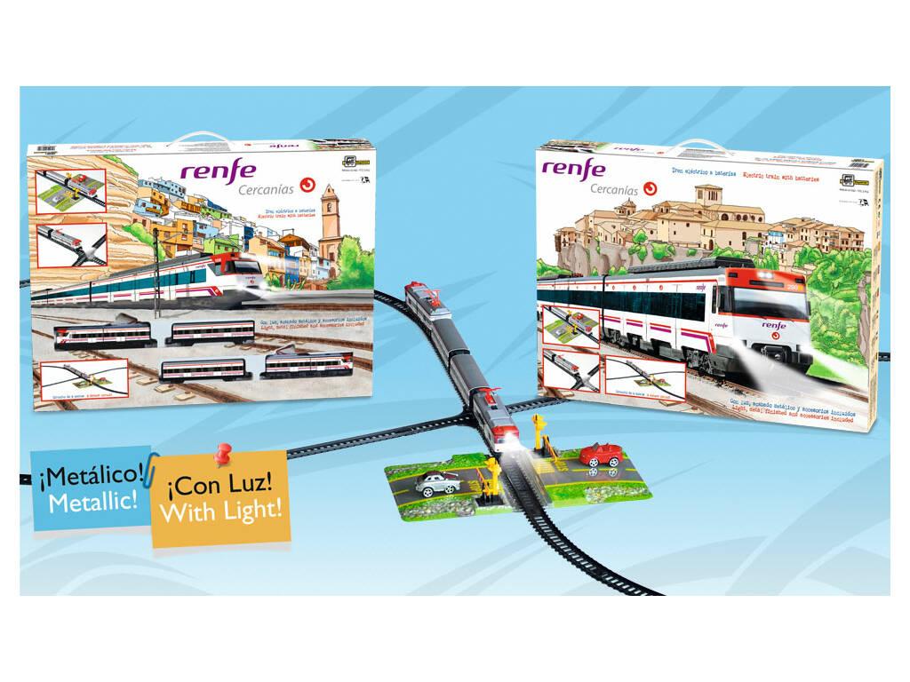 Tren Renfe Cercanías A Escala Pequetren 682