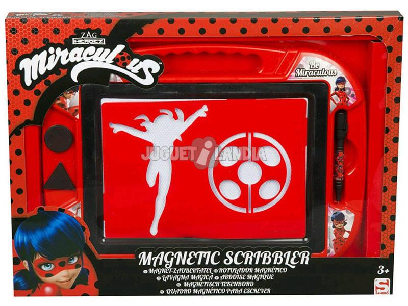 Miraculous Ladybug Pizarra Magnética