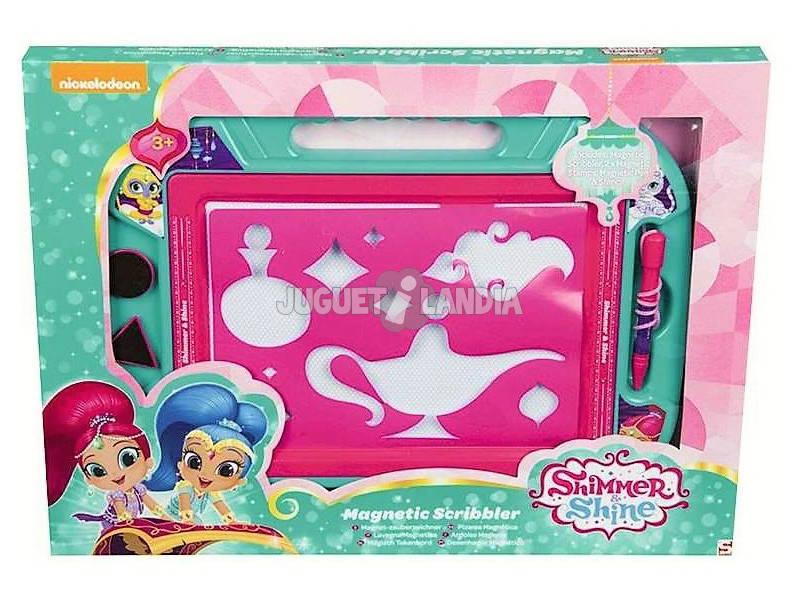 Shimmer & Shine Lousa Magnética Sambro SHI - Y4222