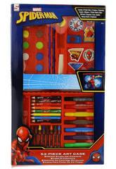 Spiderman Coffret de Peinture 52 pièces Sambro SPE-4219