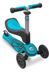 Tricycle Scooter Bleu 15 Mois SmartTrike 2020100