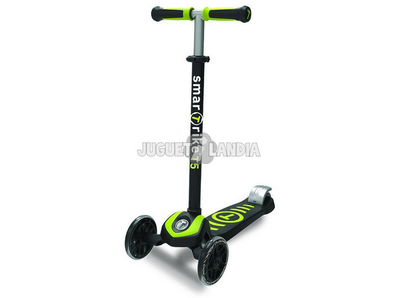 Patinete Scooter Verde 36 Meses Smart Trike