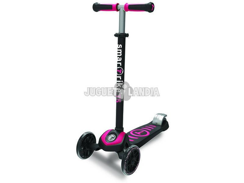 Patinete Scooter Rosa 36 Meses Smart Trike
