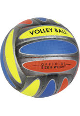 Pallone Volley Ball Holiday Colorato