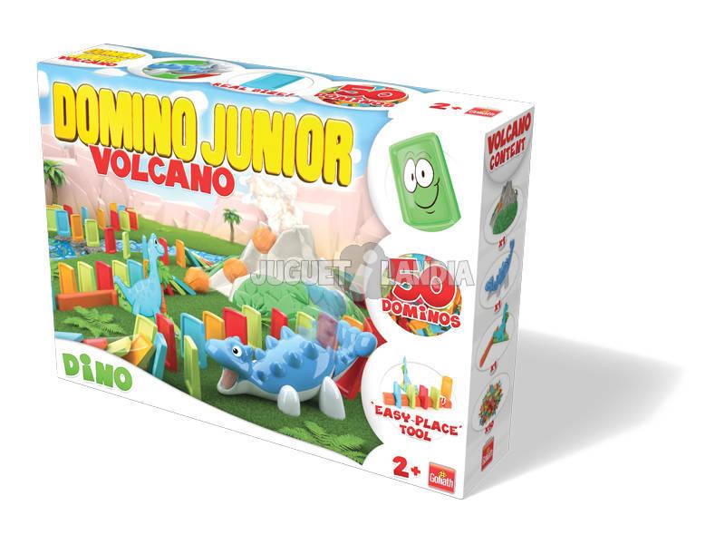 Dominó Junior Dino Vulcão Goliath 81017