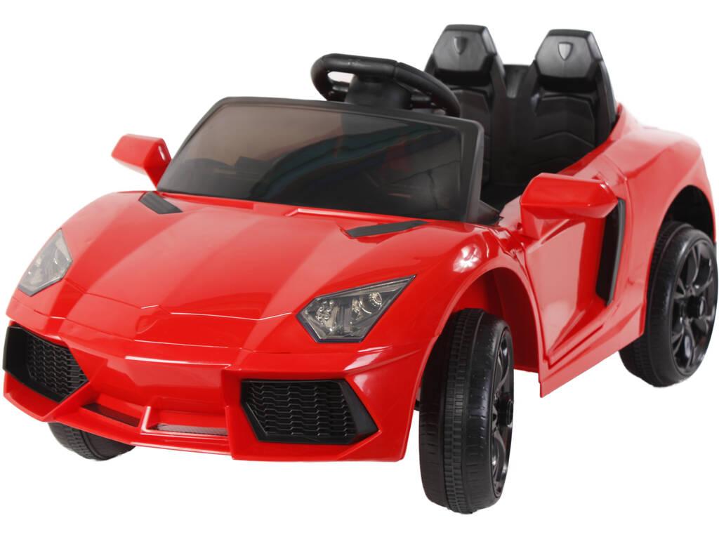 Veículo esportivo Biplaza Battery 6v. Controle de rádio