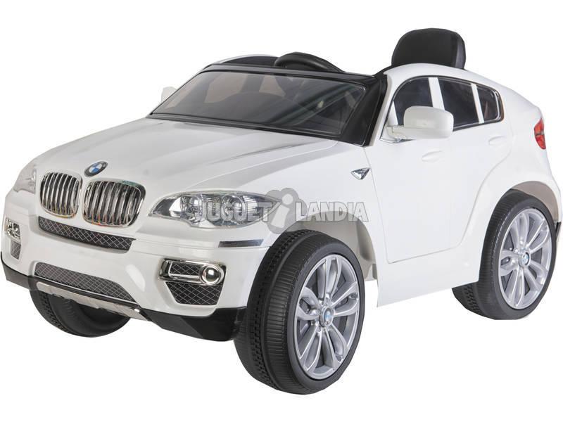 Vehículo Deportivo BMW Batería 6v. Radio Control Negro