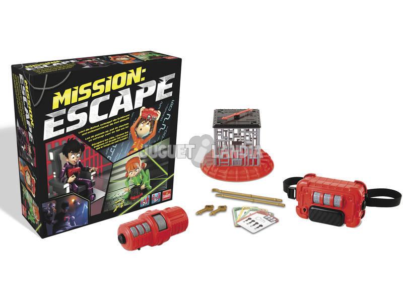 Jogo de Tabuleiro Missão Escape Goliath 30209