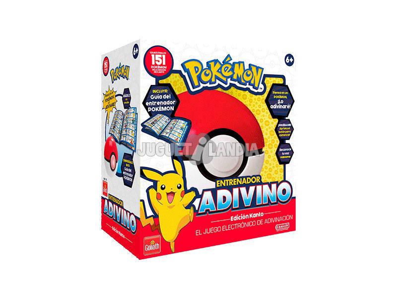 Juego Electrónico Pokemon Entrenador Adivino Goliath 85190