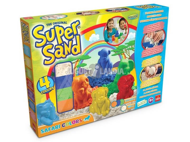 Manualidades Super Sand Safari Goliath 83226