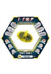 Toupie Electronique I-TOP 8 cm à Choisir Goliath 85257