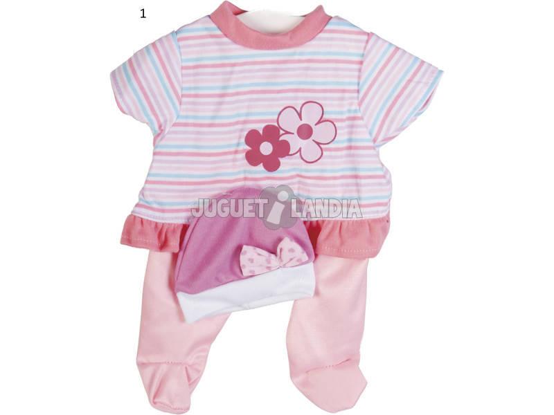 Roupas Assorted Para Baby Dolls 40cm