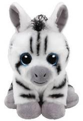 Peluche Stripes Zebra 15 cm. Te 41198