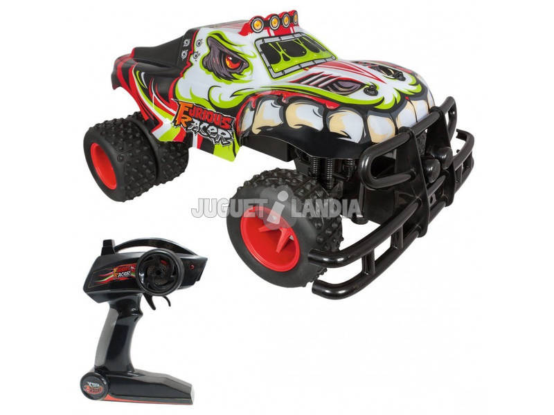 Xtreme Raiders Furius Racer World Brands XT180707