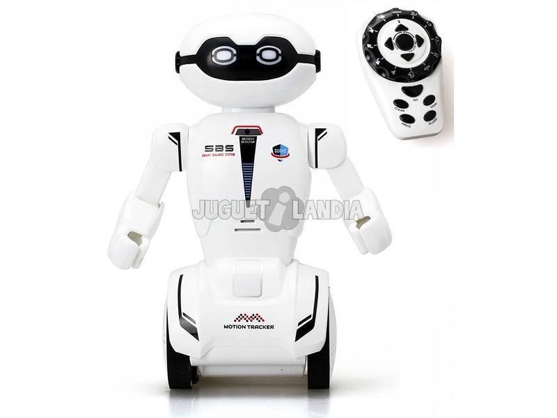 Robô De Controle De Rádio Macro Bot World Brands 88045 Telecomando