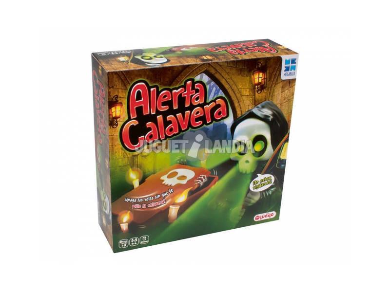 Alerta Calavera Juego de Mesa World Brands 678406