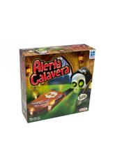 Alerta Caveira Jogo de Mesa World Brands 678406