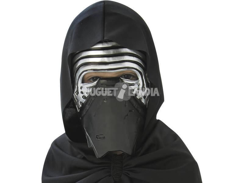 Máscara Star Wars Kylo Ren Infantil 23x21x7.5 cm Rubies 32527