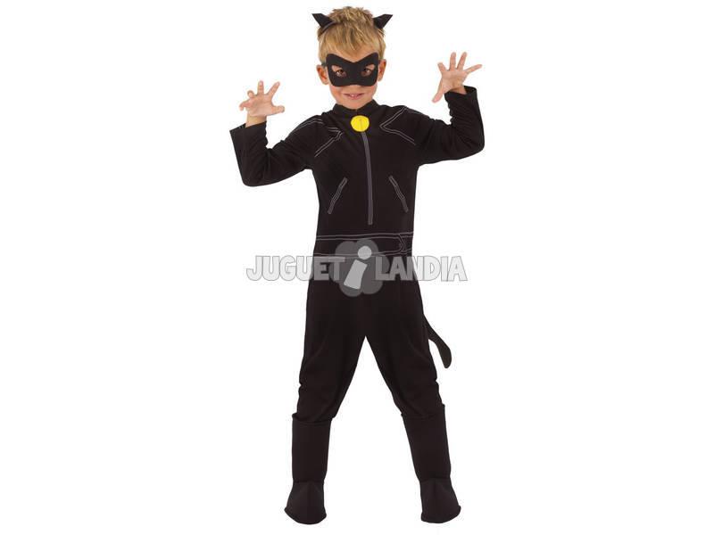 Disfraz Niño Cat Noir Classic T-XL Rubies 640904-XL