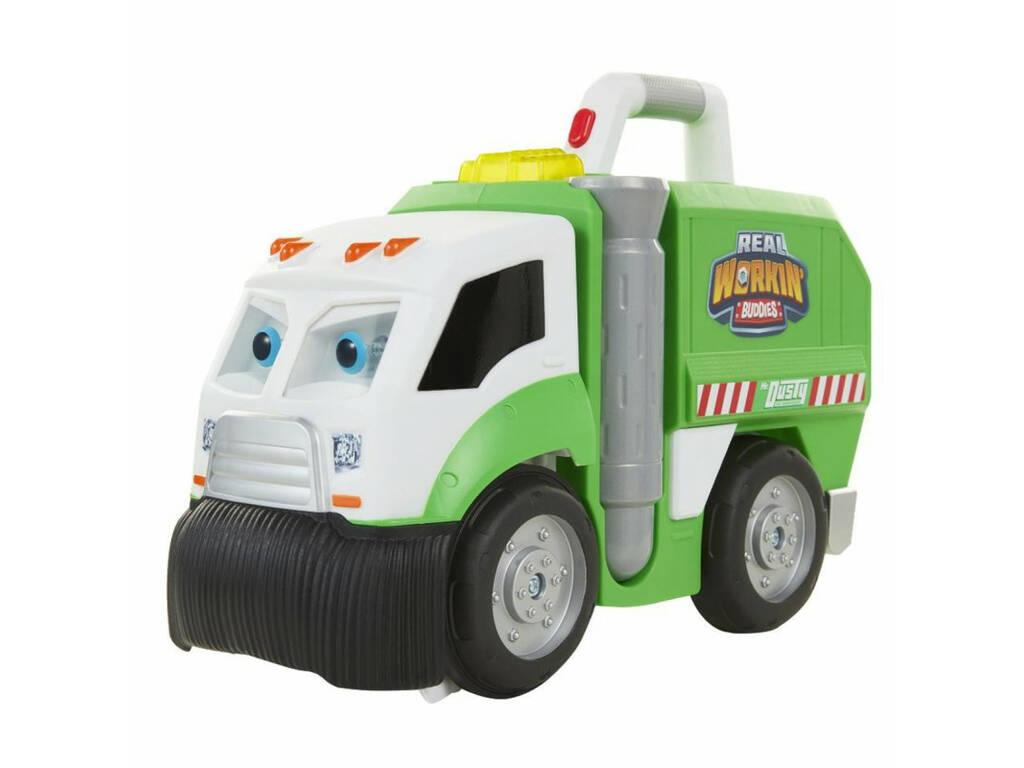 Dusty O Incrível Caminhão De Lixo Cefa Toys 88315