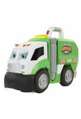 Dusty El Super Camión De Basura Cefa Toys 88315